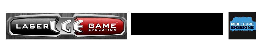 logo de Laser Game évolution